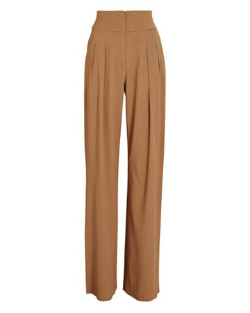 INTERMIX Private Label Colin Wide-Leg Trousers   INTERMIX®