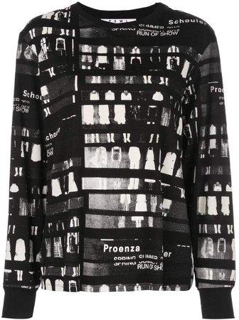 PSWL Run of Show Long Sleeve T-Shirt