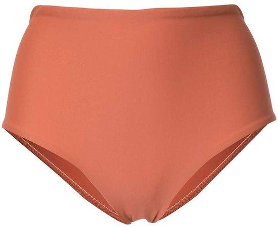 Matteau high-waisted bikini bottoms