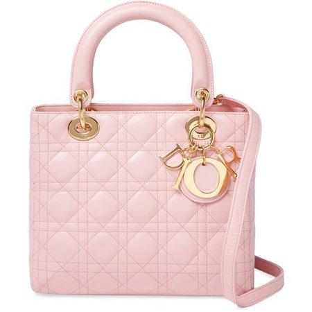 lady dior bag pink
