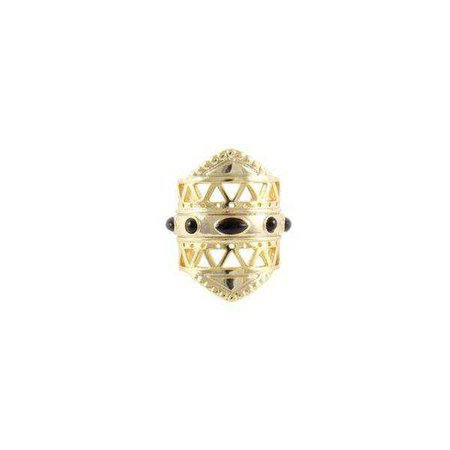 Rings | Shop Women's And Gold at Fashiontage | R104.ONX.G