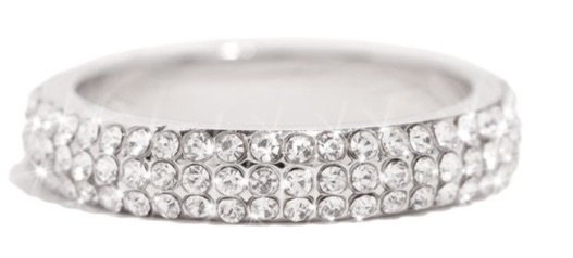 treat yourself ring silver ML