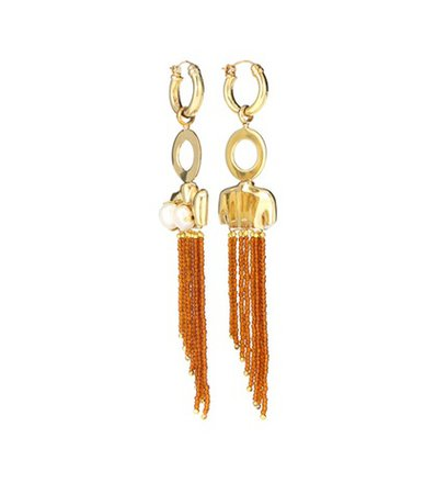 Barbosa Large Torso earrings