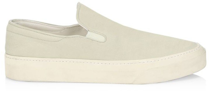 Mary Canvas Slip-On Sneakers