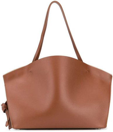 Aesther Ekme The Beach Cabas knot detail tote bag