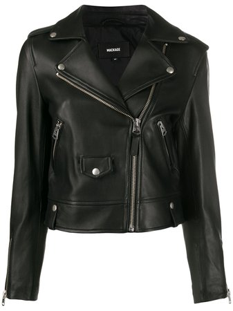 Mackage Baya Biker-Style Jacket | Farfetch.com