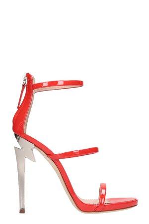 Giuseppe Zanotti Harmony G Heel Sandals