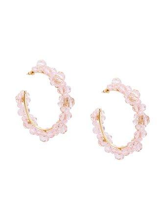 Simone Rocha Beaded Earrings - Farfetch
