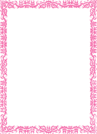 Pink Border Frame PNG Photos Vector, Clipart, PSD - peoplepng.com
