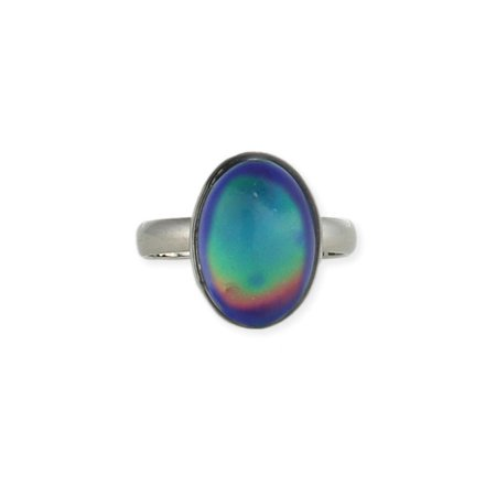 Wholesale Adjustable Oval Mood Ring | ZAD Fashion, Costume & Trend Jewelry