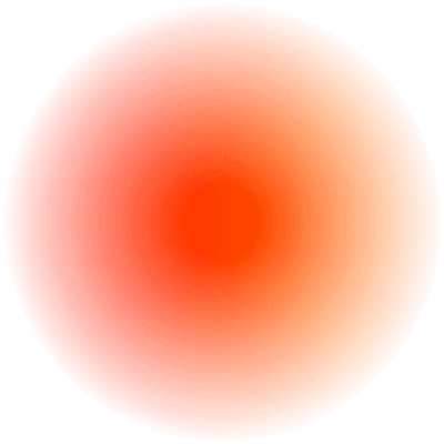 orange shadow