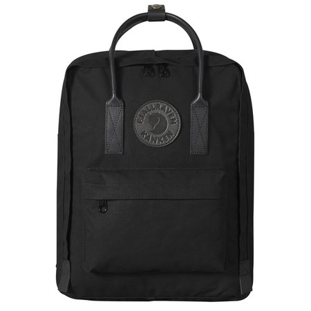 Shop Fjällräven - Kånken No. 2 Black at Fjallraven.eu