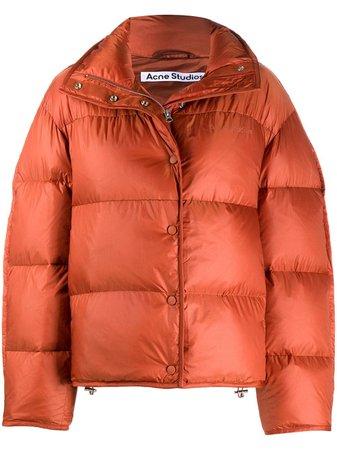 Acne Studios Classic Puffer Jacket - Farfetch