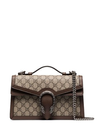 Gucci Dionysus GG Shoulder Bag - Farfetch