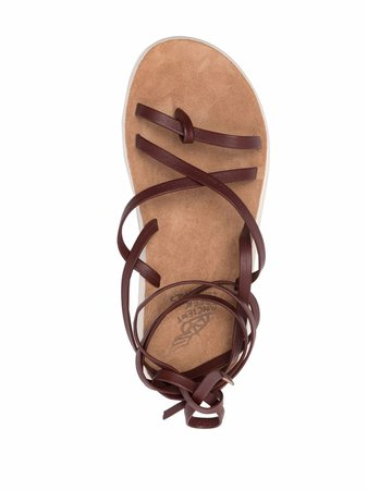 Shop Ancient Greek Sandals Morfi Comfort sandals with Express Delivery - Farfetch