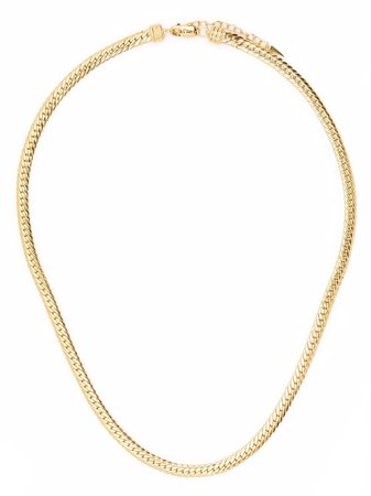 Missoma Camail snake chain necklace - FARFETCH