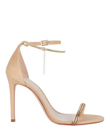 Schutz Coleen Suede Sandals | INTERMIX®