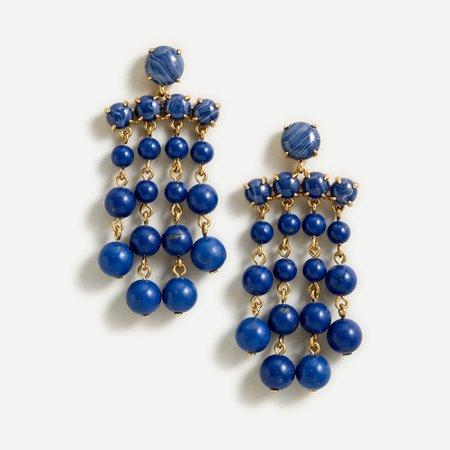 J.Crew: Candy Dot Chandelier Earrings For Women