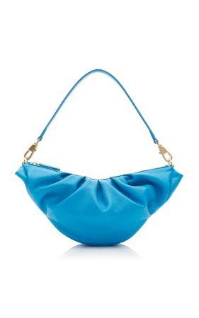 Croissant Leather Top Handle Bag By Reike Nen | Moda Operandi