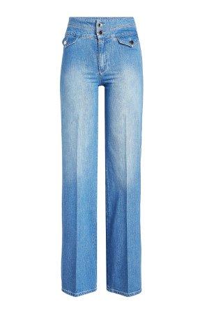 70s Wide Leg Jeans Gr. 28