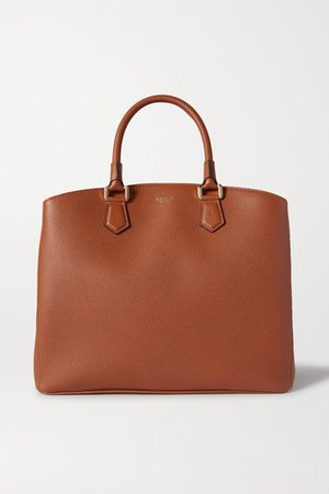 Serapian | Luna textured-leather tote | NET-A-PORTER.COM