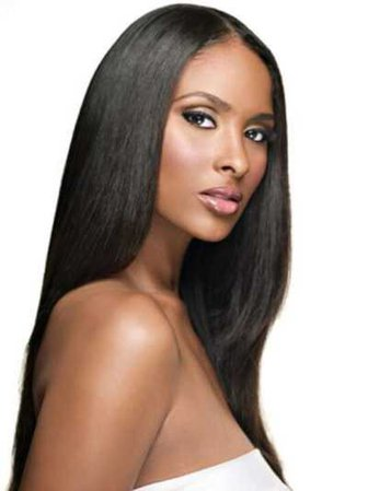 Sleek Straight Hair