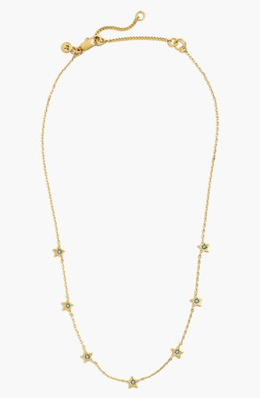 Madewell Star Station Necklace   Nordstrom