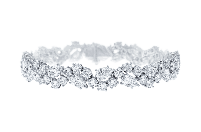 diamond bracelet - Google Search