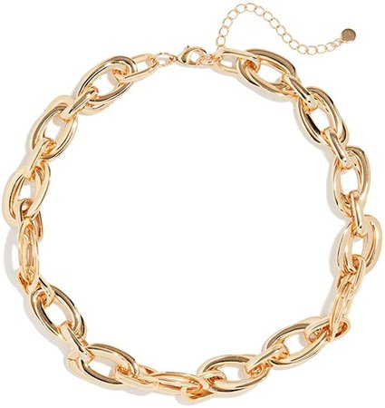 Amazon.com: Jules Smith Women's in Chains Necklace, Gold, One Size: Jewelry