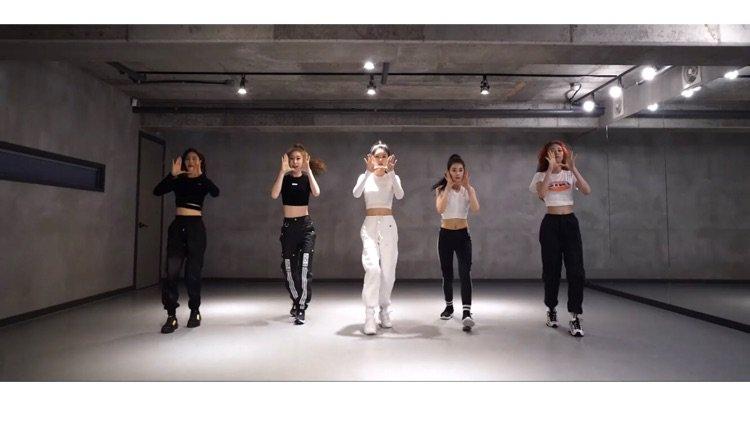 BSW Dance Practice