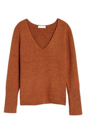 Treasure & Bond V-Neck Sweater   Nordstrom
