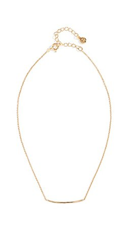 Gorjana Taner Bar Choker Necklace | SHOPBOP