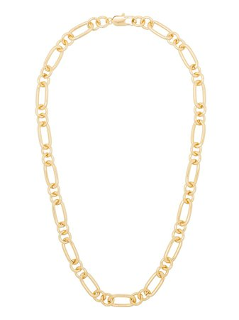 Laura Lombardi chain-link polished necklace - FARFETCH