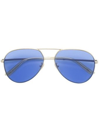 Gucci Eyewear tinted aviator sunglasses