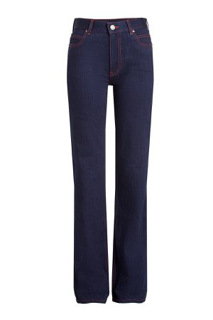 Straight Leg Jeans Gr. 28