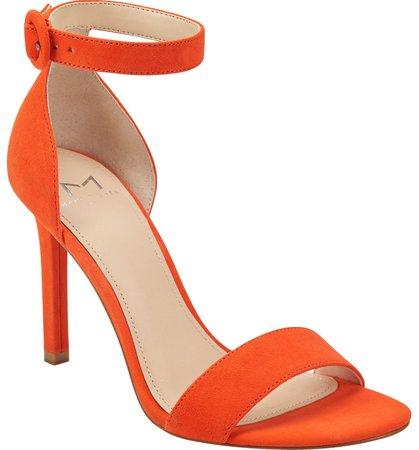 Marc Fisher LTD Kora Ankle Strap Sandal (Women) | Nordstrom