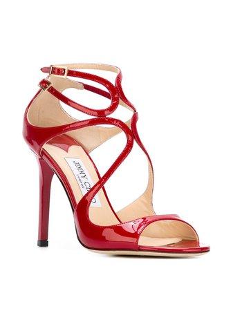 Jimmy Choo Lance Sandals | Farfetch.com