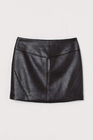 Short Skirt - Black
