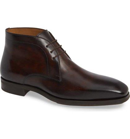 Magnanni Mundo Diversa Plain Toe Chukka Boot (Men) | Nordstrom