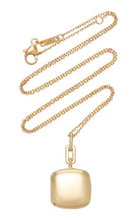 Viv 18K Gold Necklace by Monica Rich Kosann | Moda Operandi