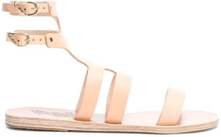 Agapi flat sandals