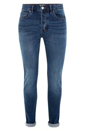Topman Stretch Skinny Fit Jeans | Nordstrom
