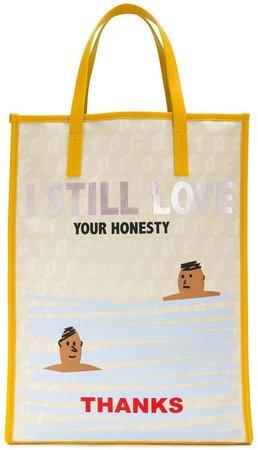 I Still Love Your Honesty shopper