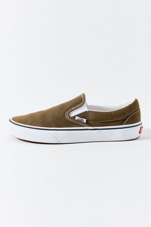 Vans Classic Slip-On Canvas Sneaker | Urban Outfitters