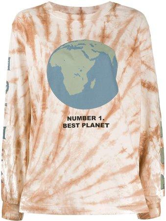 Story Mfg. Grateful organic-cotton T-shirt