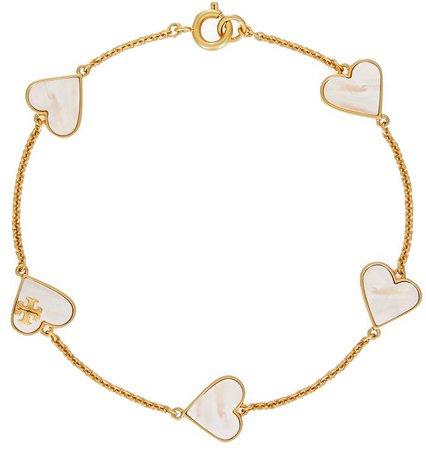 Heart Station Bracelet