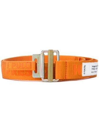 Heron Preston Logo Utility Belt - Farfetch