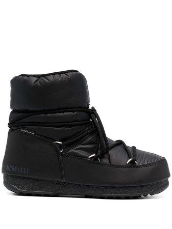Moon Boot Low Nylon snow boots - FARFETCH