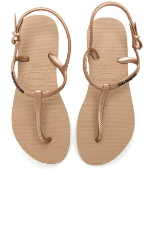 Freedom Slim Sandal