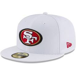 white 49ers hat - Google Search